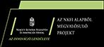 NKFI pályázat logo